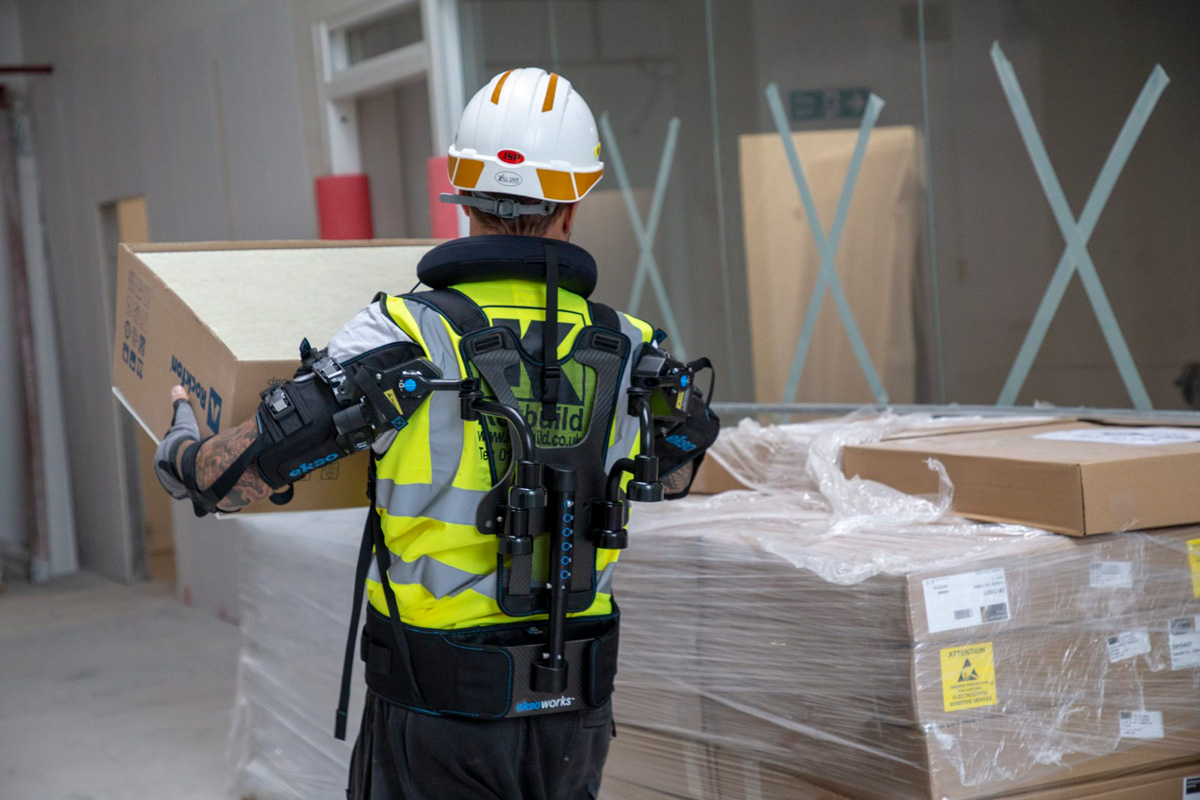 Innovaciones en Implementos de Seguridad en la Construcción